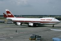 Photo: Trans World Airlines (TWA), Boeing 747-200, N305TW