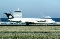 Photo: Tarom, Rombac One Eleven, YR-BRA
