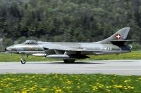Photo: Swiss Air Force, Hawker Hunter, J-4142