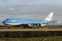 Photo: KLM Asia, Boeing 747-400, PH-BFP