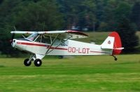 Photo: Privately owned, Piper PA-18 Super Cub, OO-LOT