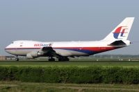 Photo: MAS kargo, Boeing 747-400, 9M-MPS