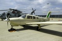 Photo: Private, Piper PA-28 Arrow, G-IJOE