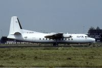 Photo: Air UK, Fokker F27 Friendship, G-JEAB