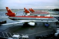 Photo: Northwest Airlines, McDonnell Douglas DC-10-30, N240NW