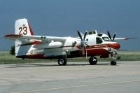 Photo: Securite Civile, Grumman S-2A Tracker, F-ZBCZ