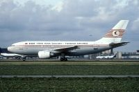 Photo: Turkish Airlines THY, Airbus A310, TC-JCL