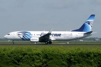 Photo: Egypt Air, Boeing 737-800, SU-GCR