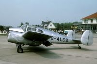 Photo: Private, Miles M.65 Gemini, G-ALCS