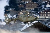 Photo: Swiss Air Force, Eurocopter EC635, T-357