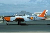 Photo: Spanish Air Force, Enaer T-35 Pillan, E.26-17