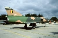 Photo: Belgium - Air Force, Dassault Mirage 5, BA62
