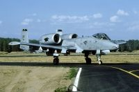 Photo: United States Air Force, Fairchild A-10A Thunderbolt, 81-0978