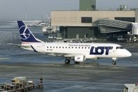 Photo: LOT - Polish Airlines / Polskie Linie Lotnicze, Embraer EMB-170, SP-LDH