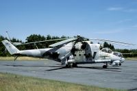 Photo: Luftwaffe, Mil Mi-24 Hind, 98+33