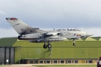 Photo: Royal Air Force, Panavia Tornado, ZA367