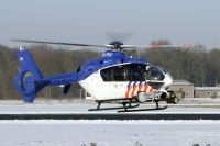 Photo: Korps Landelijke Politiediensten, Eurocopter EC135P2, PH-PXA