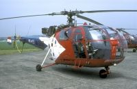 Photo: Royal Dutch Air Force, Aerospatiale Alouette III, A-398