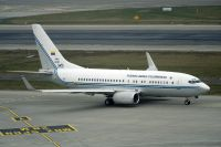 Photo: Fuerza Aerea Colombiana- FAC, Boeing 737-700, FAC0001