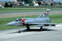 Photo: Swiss, Dassault Mirage III, J-2303