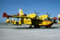 Photo: Spanish Air Force, Canadair CL-215T, UD.13-20