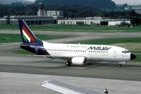 Photo: Malev - Hungarian Airlines, Boeing 737-300, HA-LEG