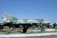 Photo: Bulgarian Air Force, MiG MiG-21, 501