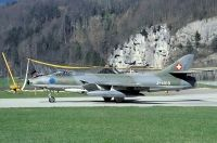 Photo: Swiss Air Force, Hawker Hunter, J-4109