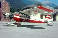 Photo: Bundesministerium des Innern, Piper PA-18 Super Cub, OE-BIO