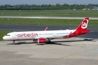 Photo: Air Berlin, Airbus A321, D-ABCM