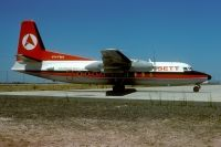 Photo: Ansett Airways, Fokker F27 Friendship, VH-FNV