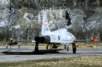 Photo: Swiss Air Force, Northrop F-5 Freendom Fighter/Tiger II, J-3022
