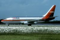 Photo: USAir, Boeing 737-200, N285AU