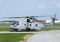 Photo: Royal Navy, EH Industries EH-101 Merlin, ZH854