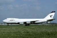 Photo: Iran Air Cargo, Boeing 747-200, EP-ICC
