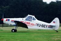 Photo: CNE-Air, Piper PA-25 Pawnee, YU-BEY