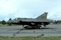 Photo: Denmark - Air Force, Saab J35 Draken, AR-102