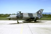 Photo: Croatian Air Force, MiG MiG-21, 124