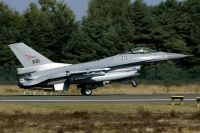 Photo: Norwegian Air Force, General Dynamics F-16, 681
