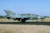 Photo: Bulgarian Air Force, MiG MiG-21, 29