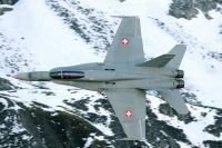 Photo: Swiss Air Force, McDonnell Douglas F-18 Hornet, J-5002
