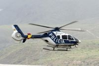 Photo: Policia, Eurocopter EC135, EC-LJZ
