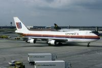 Photo: United Airlines, Boeing 747-100, N4728U