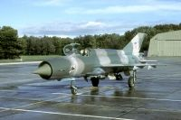 Photo: Croatian Air Force, MiG MiG-21, 110