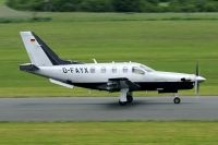 Photo: Private, SOCATA TBM-850, D-FAYX