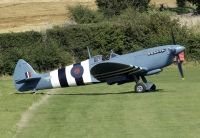 Photo: Royal Air Force, Supermarine Spitfire, G-MKXI