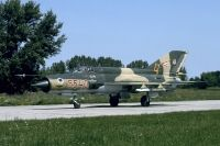 Photo: Hungary - Air Force, MiG MiG-21, 5540