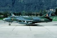 Photo: Swiss Air Force, Hawker Hunter, J-4095