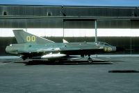 Photo: Swedish Air Force, Saab J35 Draken, 35528