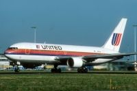 Photo: United Airlines, Boeing 767-200, N602UA